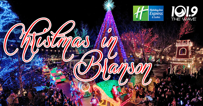Christmas In Branson - 101.9 FM - The Wave!