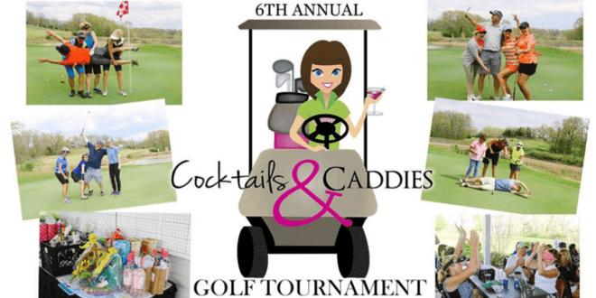 Cocktails & Caddies Golf Tournament - 101 9 FM - The Wave!